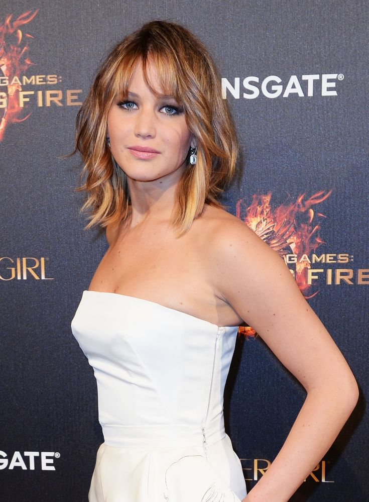 Stupendous 1000 Ideas About Jennifer Lawrence Haircut On Pinterest Hairstyle Inspiration Daily Dogsangcom