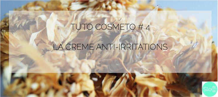 TUTO #4 : La crème anti-irritations à base d'huile de sésame, de fleurs de souci et de cire d'abeille pour soigner les petits bobos !