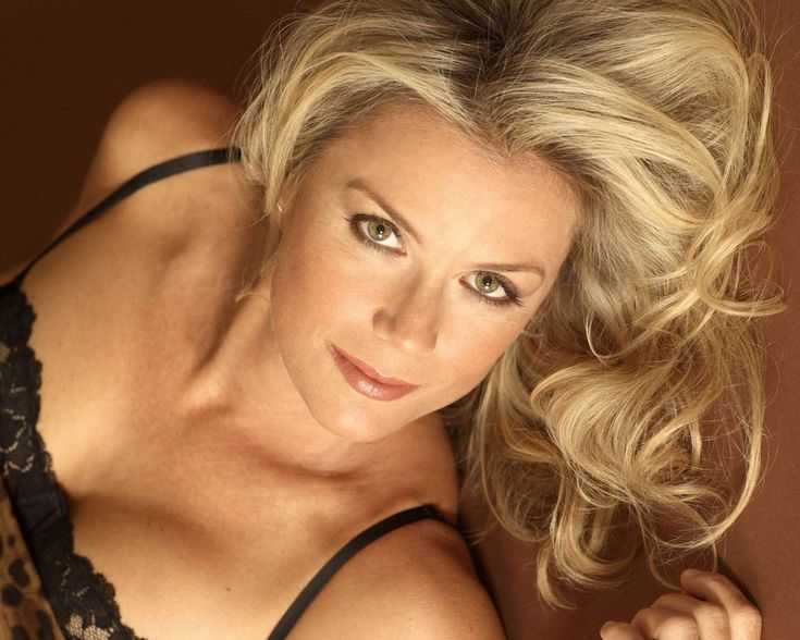 Brooke Logan Forrester, played by Katherine Kelly Lang-B