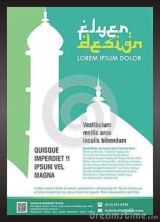 15 best islamic flyer images on pinterest islamic for Islamic brochure design