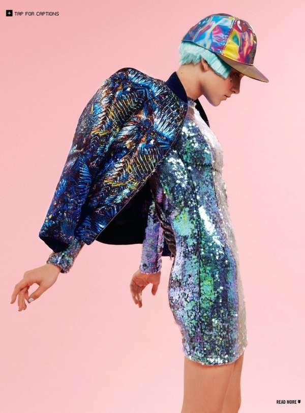 37 Stylishly Waterproof Rain Jackets - From Chic Waterproof Menswear to Feline-Inspired Rain Gear (TOPLIST)