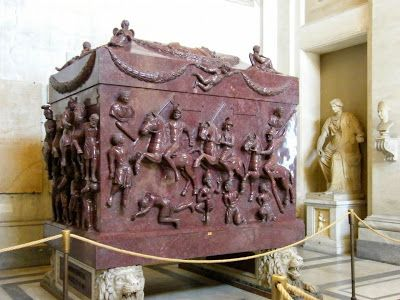 The Sarcophagus of Saint Helen, Mother of Constantine the Great | MYSTAGOGY RESOURCE CENTER