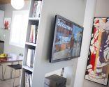 Crear mueble multimedia giratorio