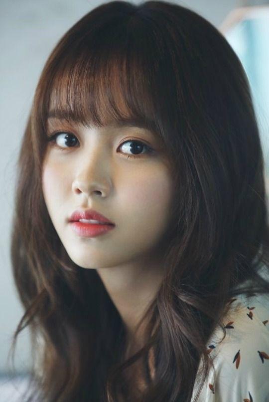 Kim So-hyun dishes on Bring It On, Ghost » Dramabeans Korean drama recaps