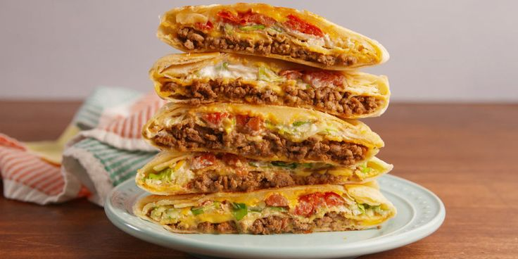 The 124 Most Delish Ground Beef Recipes  It's time to branch out from burgers.
