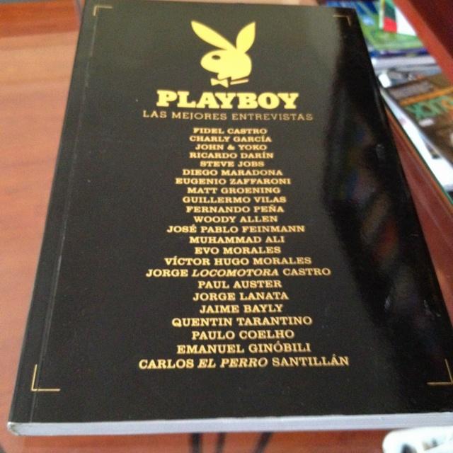 Playboy: las mejores entrevistas.