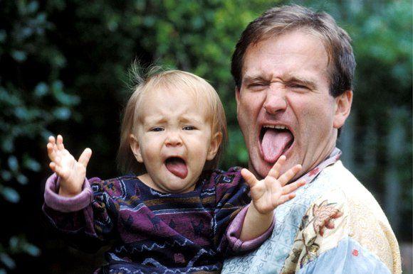 Zelda Rae Williams Robin Williams, Daughter. He named her after the legend of Zelda. Awesome!!!