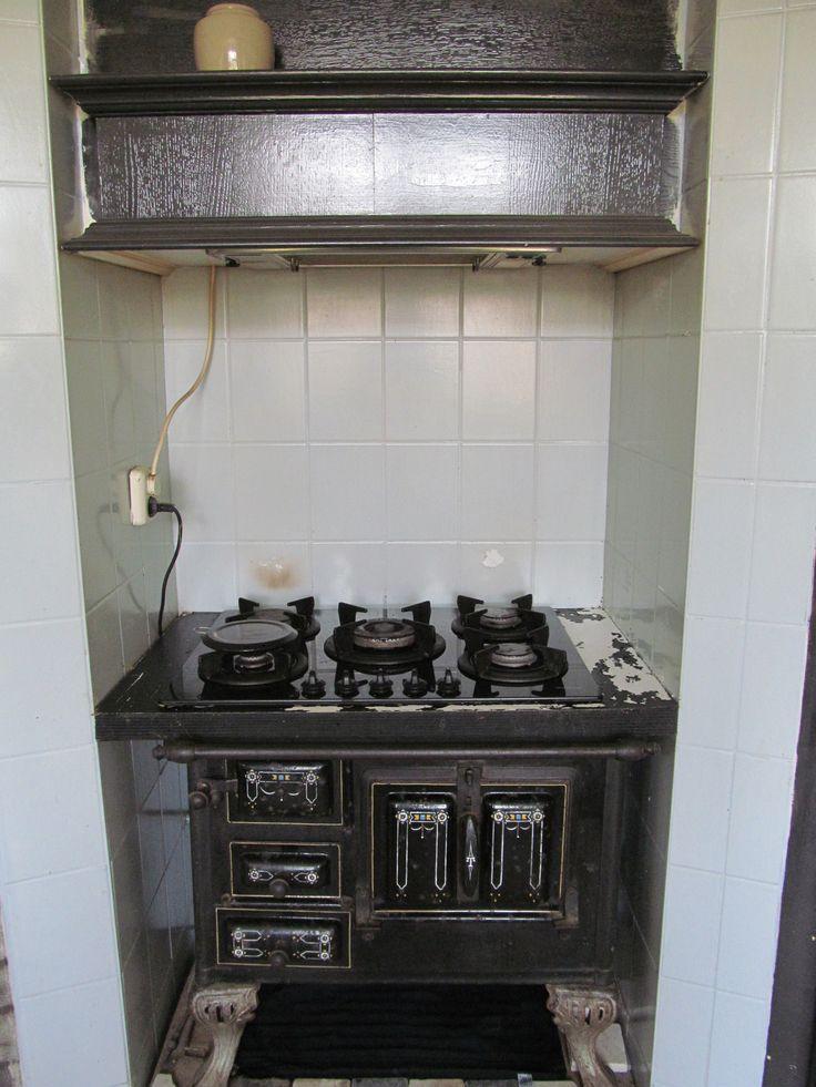 25 beste idee n over antiek fornuis op pinterest antieke keuken kachels en ouderwetse kachels - Idee outs semi open keuken ...