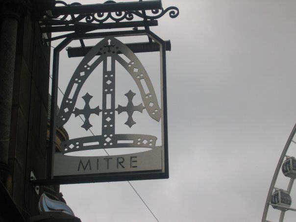 Its proximity to Manchester Cathedral gives The Mitre an obvious name origin. It started life as The Old Church Tavern, before becoming a hotel offering...