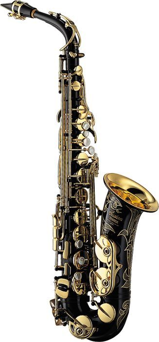 Yamaha YAS-82Z Custom Z Series Alto Saxophone.