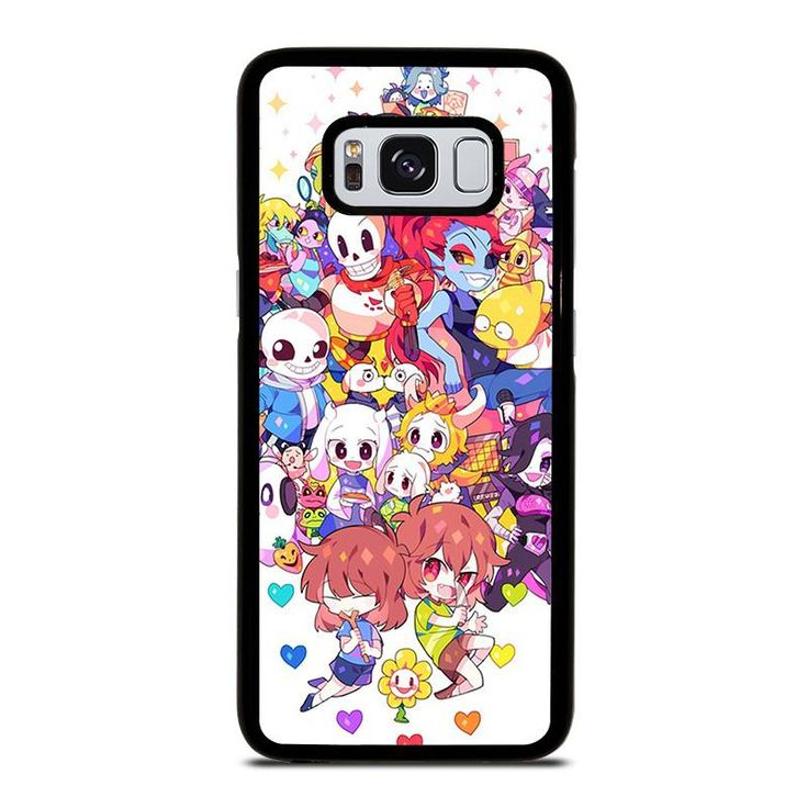 UNDERTALE CHARACTER 2 Samsung Galaxy S4 S5 S6 S7 S8 S9 Edge Plus Note 3 4 5 8 Case Cover