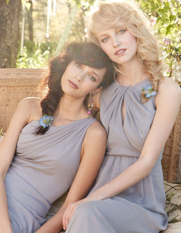 Bridesmaids and Special Occasion Dresses by Jim Hjelm Occasions - Fall 2013 Collection - JLM Couture