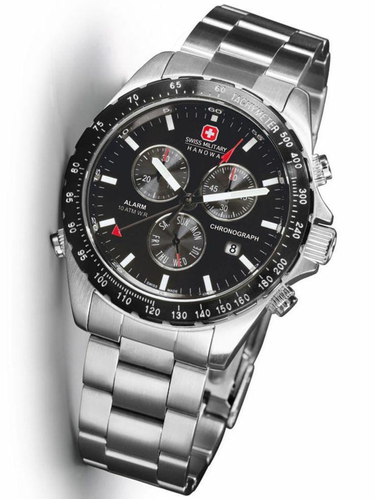 12 best Swiss Military Hanowa horloges images on Pinterest ...