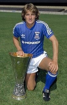 Russell Osman Ipswich Town 1982 #englishsoccer