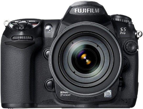 dSLR.nl : Gebruikerstest Fujifilm S5 Pro