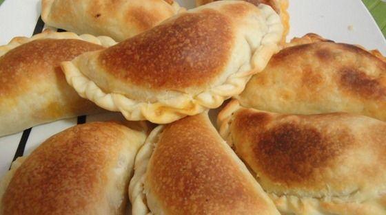 Masa para empanadas al horno con manteca
