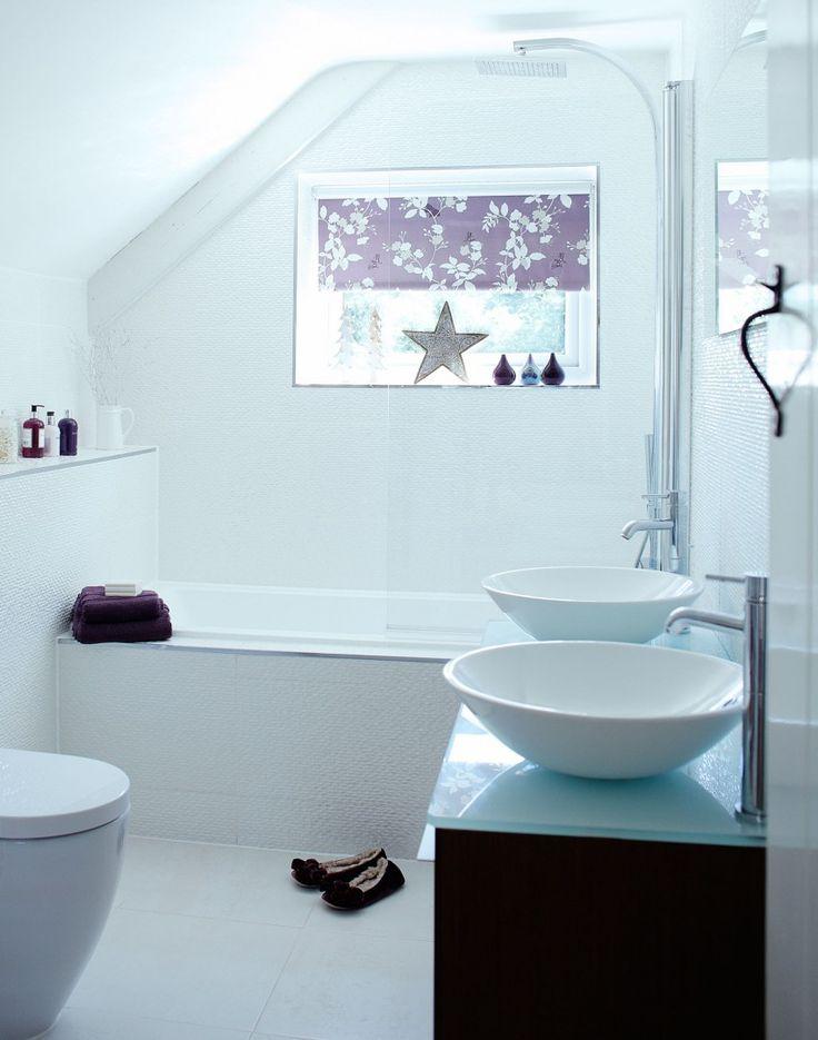 41 best images about bathroom ideas on pinterest for Windowless bathroom design ideas