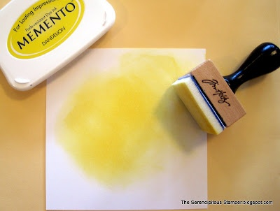Emboss, Sponge, Stamp, Background Tutorials, Card Making Ideas, Ideas