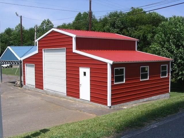 107 best shop buildings images on pinterest for Rv garage packages