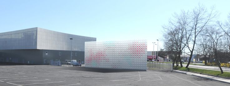 Gallery of Techno-Prisme Storage Depot / Brisac Gonzalez - 1