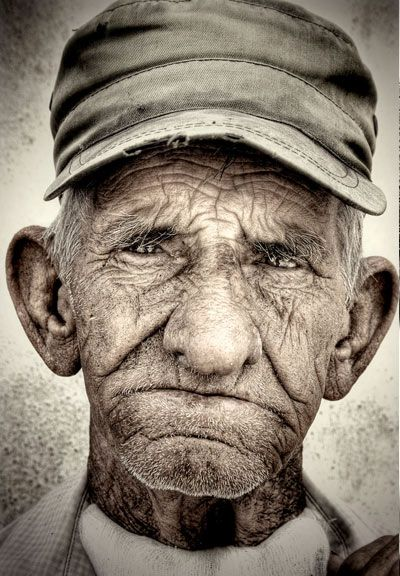 Photography: Old Age, This Man, Thorbjørn Fessel, Art Sculpture, Art Photography, Faces Photography, Portraits Photography, Beautiful Faces, Eye