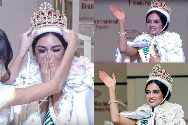 Kylie Verzosa reveals her Miss International finale experience
