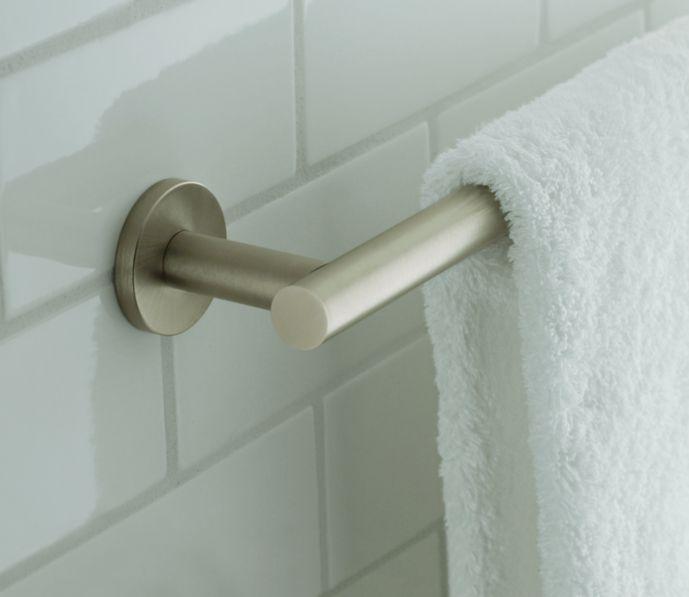 Fresh Over the Door towel Bar