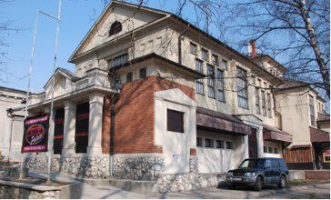 Transzformátorház Kaposvár - Szecesszió