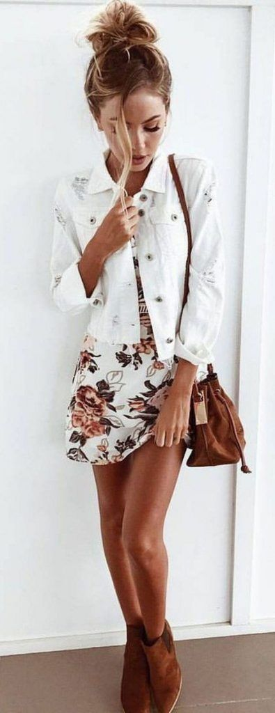 Great 45 Fantastic Spring Outfits You Should Definitely Buy / 013 #Spring #Outfits