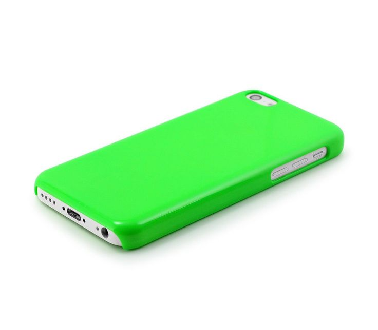 Snap On For iPhone 5c - Green UV