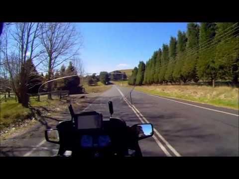 BMW K1100LT Rides 5 Part 1