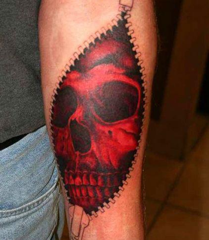 Výsledek obrázku pro 3D tetování
