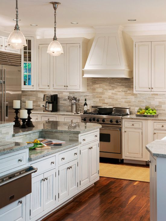 Tone On Tone Kitchen   Transitional   Kitchen   Other Metro   Barnes Vanze  Architects, Inc       Backsplash Option