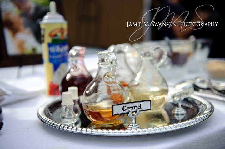 10 best images about coffee dessert reception on for Coffee bar at wedding reception