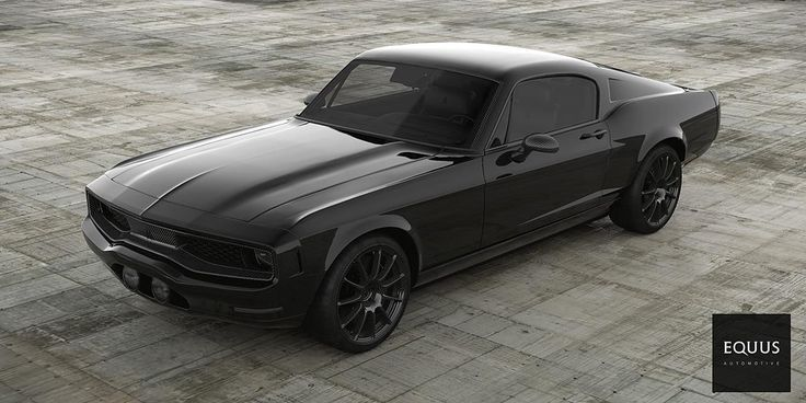 2017 equus bass770 luxury muscle car
