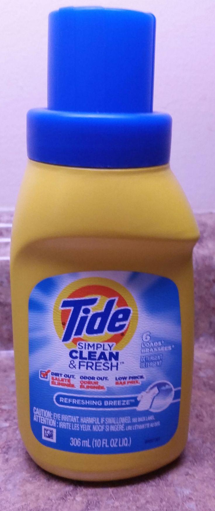 Small Liquid Washing Detergent
