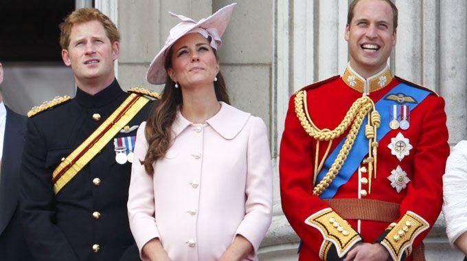 Kate Middleton, le prince William et le prince Harry enfin sur Twitter