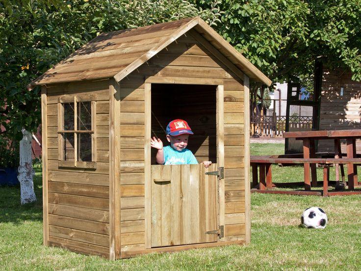 Unique Spielhaus Mirko g nstig online kaufen T V dein spielplatz de