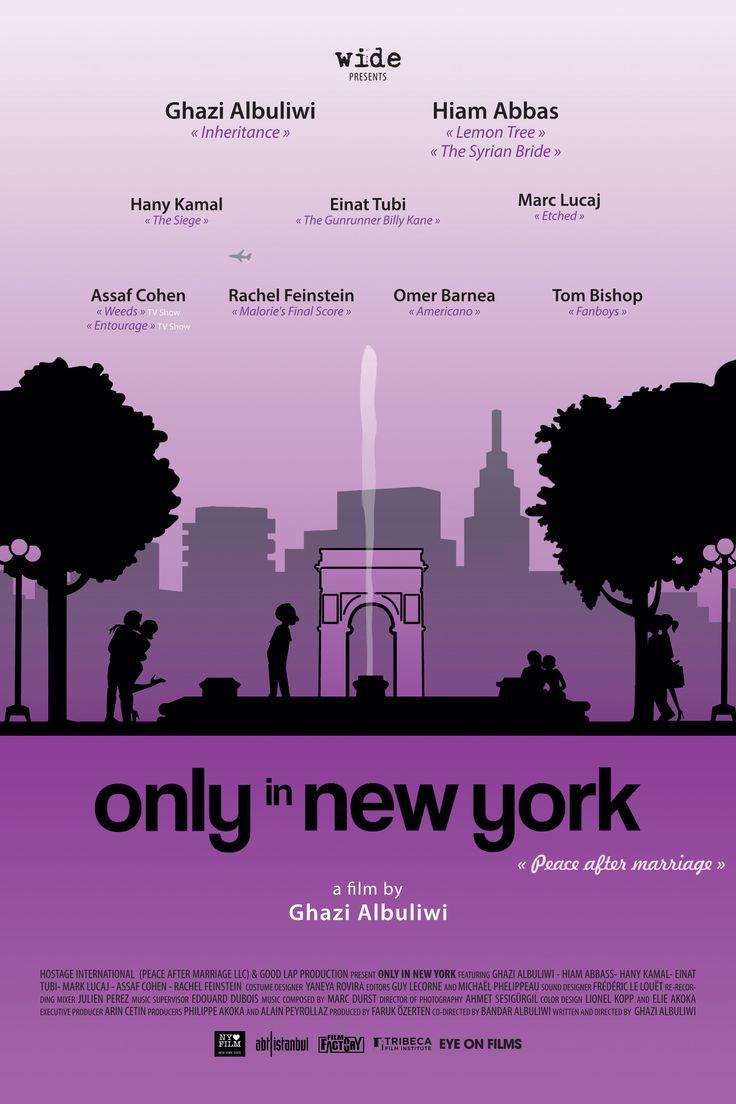 Dans la catégorie rire aux éclats j'appelle ce film. Complétement hilarant, l'histoire d'un New Yorkais palestinien qui cherche à se marier pour ne plus vivre chez ses parents et qui va convenir d'un mariage blanc avec une citoyenne israélienne en quête de papiers américain. Le choc des cultures et des communautés !! Un vrai régal. Film élu prix du public au festival Cinemed de Montpellier en 2013
