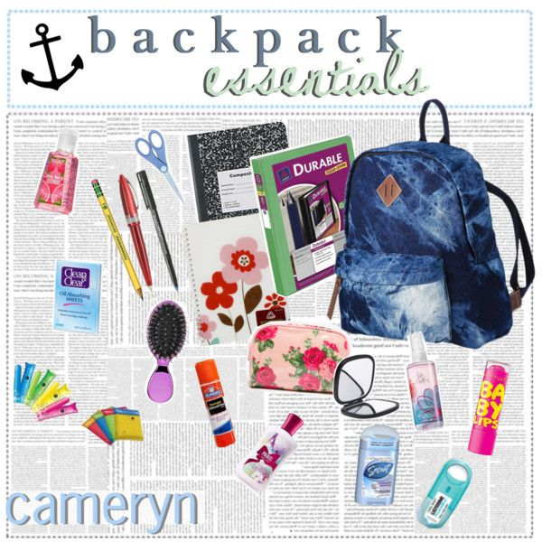 95a9df752c backpack essentials