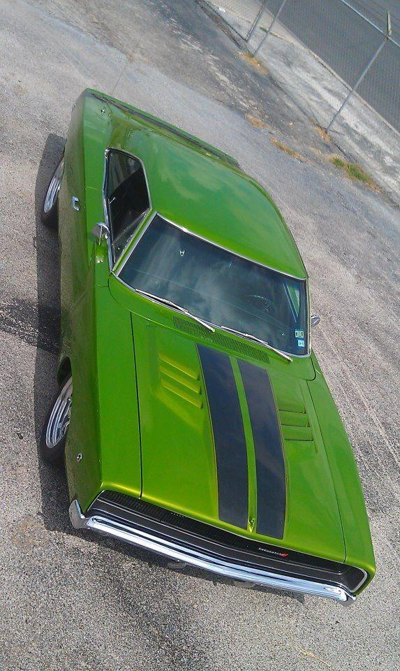 1968 Dodge Charger Classic Car | Muscle Rod Shop | San Antonio, Texas | Custom…