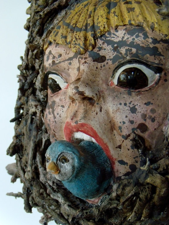 Ceramic Sculpture by Becky Grant