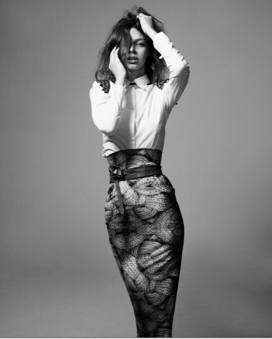 Beautiful Lauren by Georges Antoni.