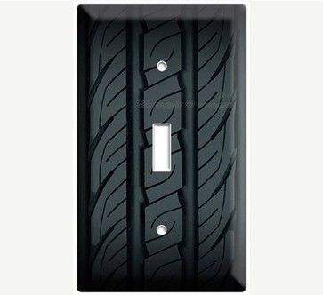 new rubber car tire design single light switch outlet video cable cover plates…
