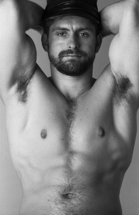 Hairy Gay Armpits 93