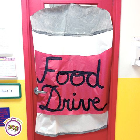 Successful Canned Food Drive Ideas