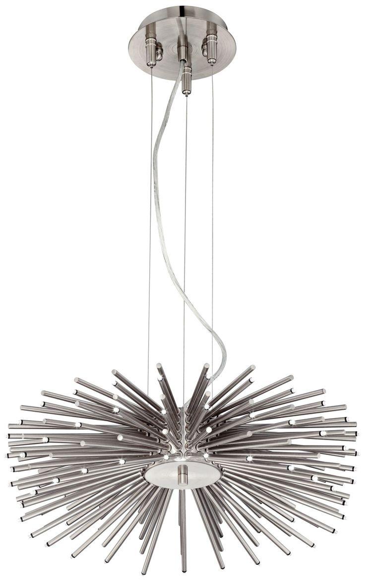 27 best multi bulb cluster hanging glass pendants images for Possini lighting website