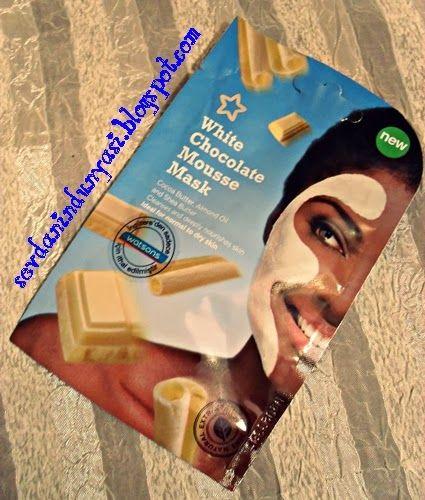 Sevdanın Dünyası │Yaşam Blogum: Watsons Beyaz Çikolatalı Maske