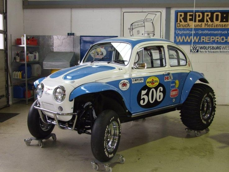 Jetta Rally Car For Sale