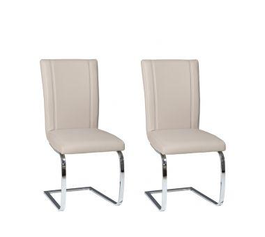Kolejne, jasne krzesła od Forte!